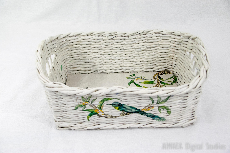 EDIGUMI Bird Basket