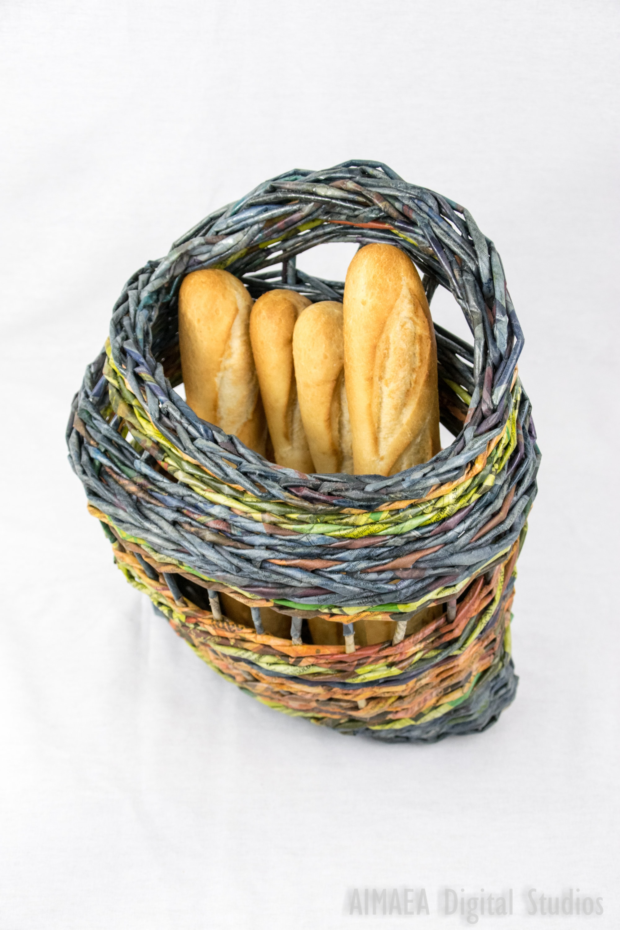 EDIGUMI Bread Basket or Bread Holder